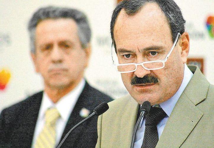 """""""Cualquier afectación al patrimonio del estado será denunciada penalmente""""Jorge Messenguer Guiillén, Secretario de Gobierno Estatal. (Milenio)"""