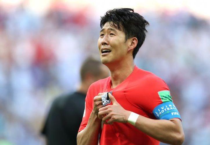 Son es el futbolista de mayor proyección en Corea del Sur. (Televisa Deportes)