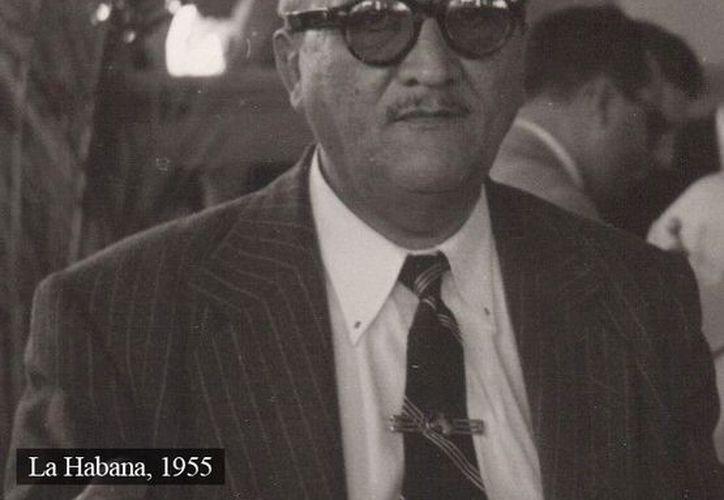 Escritores y artistas yucatecos rendirán tributo a José Esquivel Pren. (SIPSE)