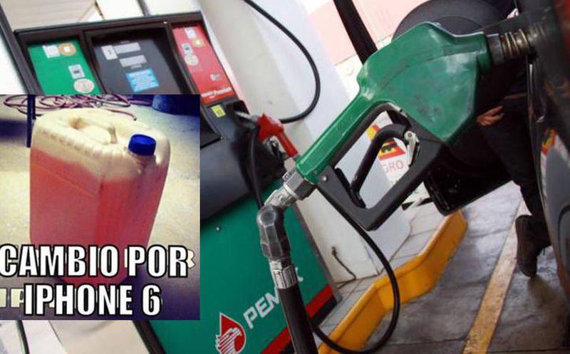 ¡Prepararse para aumento de gasolina este sábado!