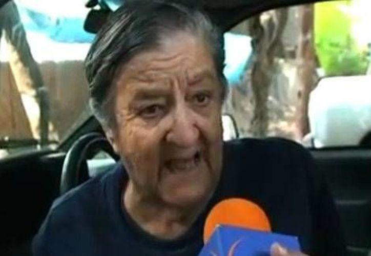 Rosa Verduzco, conocida como Mama Rosa, fundadora y directora del albergue michoacana La Gran Familia, es investigada por cargos muy serios. (YouTube)