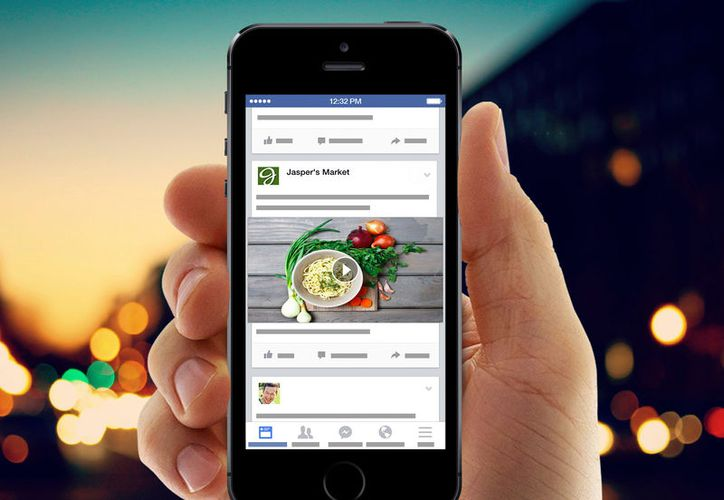 Mark Zuckerberg está listo para lanzar una nueva plataforma de video. (Contexto/Internet).