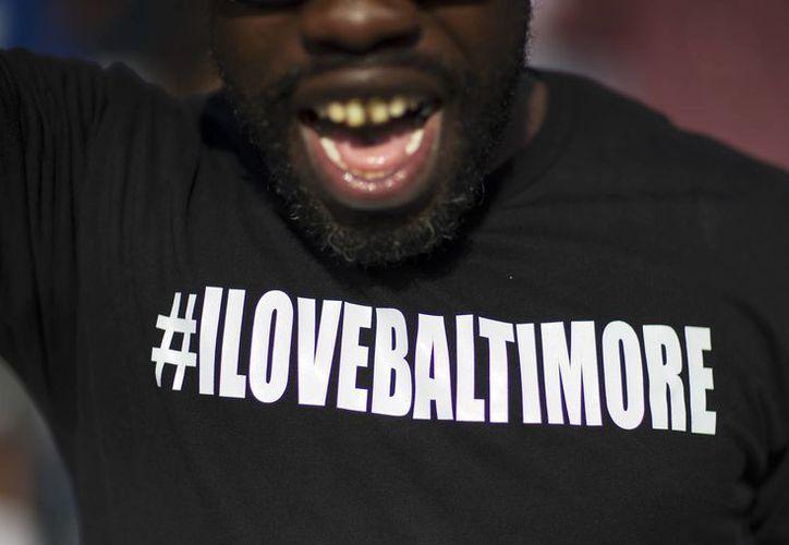 La sospechosa muerte de Freddy Gray provocó manifestaciones en Baltimore y varias partes más de Estados Unidos. (AP)