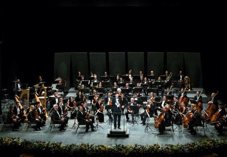 La OSY cumplirá su décimo aniversario con su XXII temporada de conciertos que abarcará del cinco de septiembre al 14 de diciembre de este año. (Milenio Novedades)