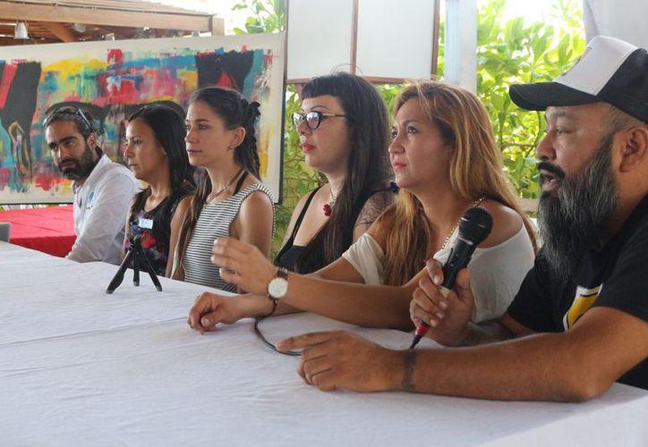 El 24 y 25 de marzo tendrán presentaciones artísticas en Playa del Carmen. (Adrián Barreto/SIPSE).