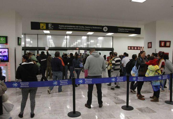 Durante 20 años la Inmobiliaria Fumisa explotó los inmuebles y espacios comerciales del Aeropuerto Internacional Benito Juárez de la Ciudad de México. (Notimex)