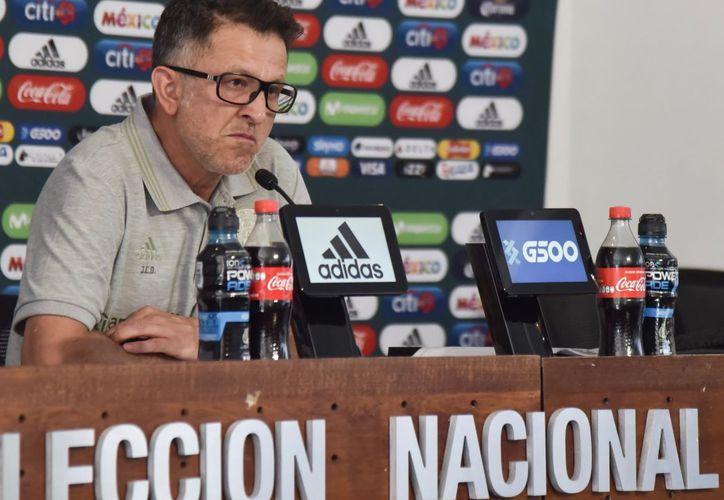 Osorio tomó la decisión no continuar en el banquillo del 'Tri'. (Foto: Cuartoscuro)
