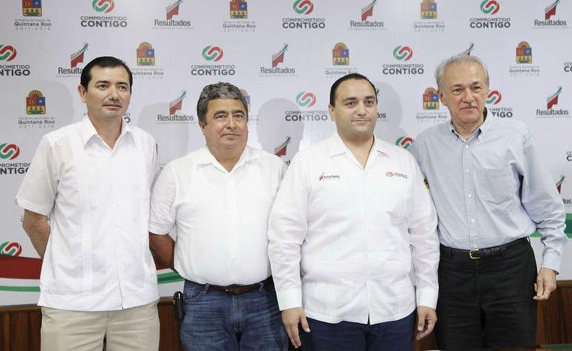 Gabriel Mendicuti, fue secretario de Gobierno durante el sexenio de Borge Angulo. (Foto: Contexto/Internet)