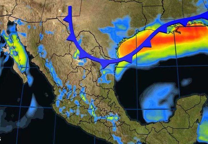 Para hoy se espera cielo soleado, la probabilidad de lluvias es del 10 por ciento en Chetumal. (Conagua)