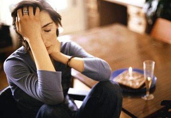 El 50% de las mujeres que acuden por primera vez dicen no encontrar sentido para seguir viviendo. (Internet)