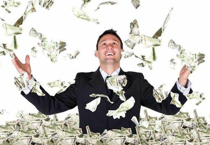 Invertir es una de las claves para convertirte en un millonario. (Contexto/Internet)