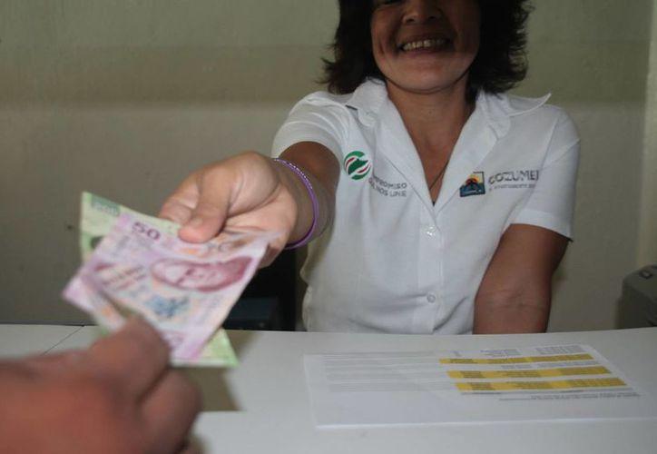 Cozumel recibirá un incremento de 15 millones de pesos para el 2014. (Julián Miranda/SIPSE)