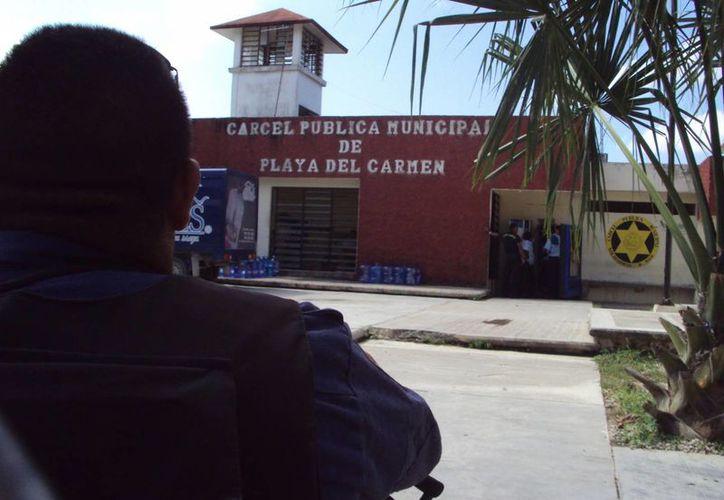 La cárcel municipal tendría cambios en su administración. (Redacción/SIPSE)