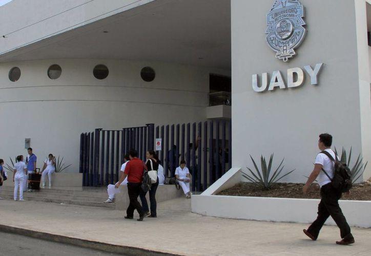 La Uady posee uno de los índices más bajos de deserción. (Milenio Novedades)