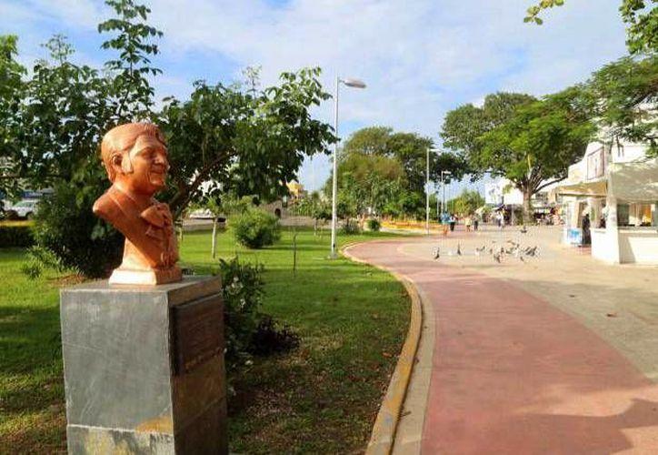 Tratarán de reactivar la afluencia de visitantes al centro de la ciudad. (Israel Leal/SIPSE)