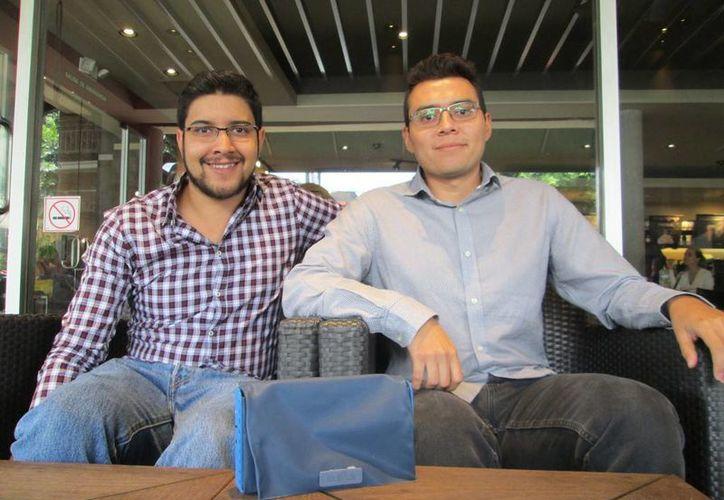 Estudiantes mexicanos inventan cartera 'antirrobos'