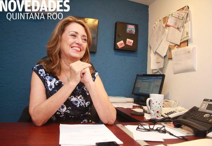 Originaria de Mérida, Yucatán, es una mujer que ha dejado en alto nombre del destino turístico en el mundo. (Foto: Ivett y Cos/SIPSE).
