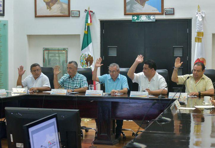 La iniciativa fue leída y turnada a la Comisión de Hacienda, Presupuesto y Cuenta, para su análisis y posterior dictamen. (Joel Zamora/SIPSE)