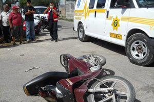 De Valladolid a Mérida en ambulancia aérea