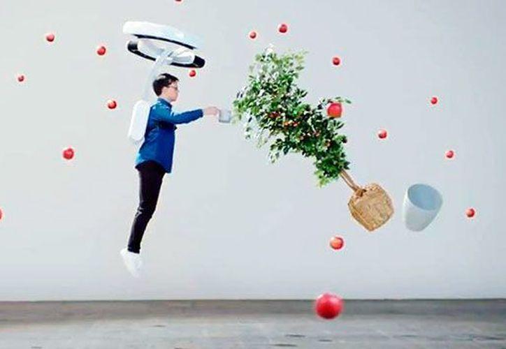 Lunavity y sus creadores afirman que podrá hacer que cualquier persona desafíe a la gravedad. (Computer Hoy)