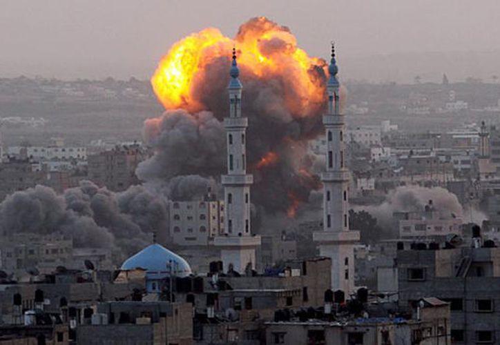 Tres explosiones de coches bomba perpetradas por terroristas provocaron la tragedia. (Foto: Contexto/ RT)