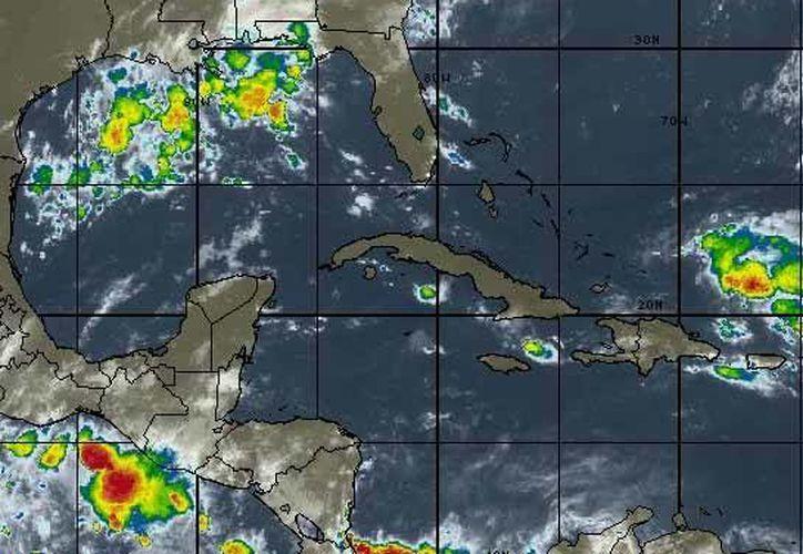 De acuerdo con The Weather Channel, se espera la formación de tormentas por la tarde en Chetumal. (Intellicast)