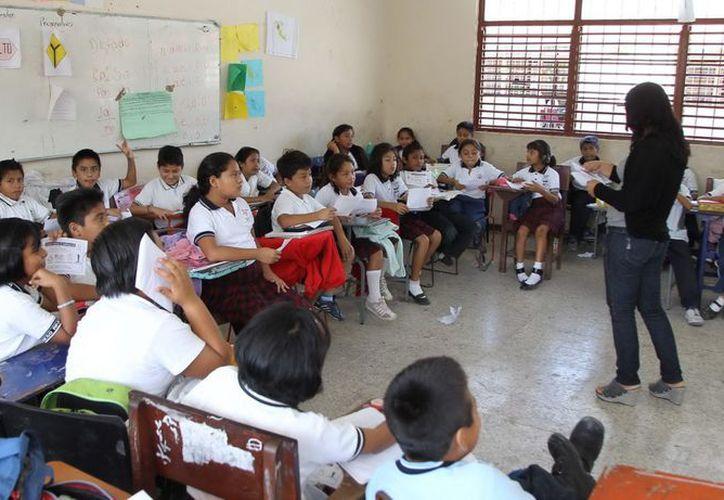 """""""Cuando entramos a la carrera tenemos la ilusión de trascender como profesores"""" Comentó Carolina Ríos. (Foto: Contexto/Internet)"""