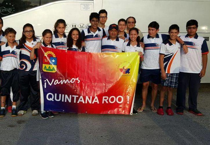 Quintana Roo cuenta con un equipo que viene de ganar el Nacional de Novatos. (Raúl Caballero/SIPSE)