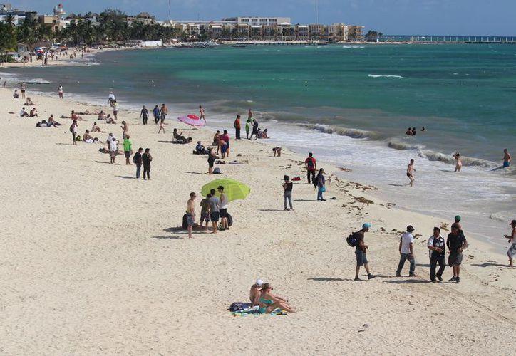 Quieren recuperar la presencia de la Riviera Maya en el mercado de Estados Unidos. (Adrián Barreto/SIPSE)