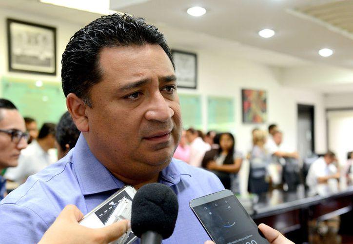 Eduardo Martínez dijo que reactivarán la comisión del caso. (Redacción)