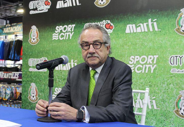 Decio de María rescindió de su cargo como representante de la Federación Mexicana de Fútbol, efectiva hasta que termine el Mundial 2018. (Foto: Sillón Técnico)