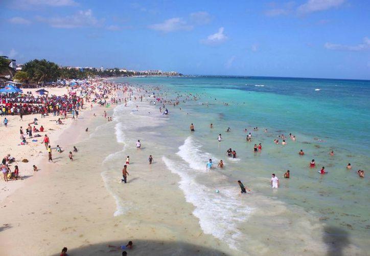 Los hoteleros de la Riviera Maya se preparan para participar este mes en el Tianguis Turístico de México. (Daniel Pacheco/SIPSE)