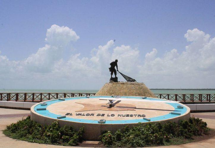 Durante la presente administración, han sido atendidas la Fuente del Pescador, de los Municipios y del Manatí. (Paloma Wong/SIPSE)