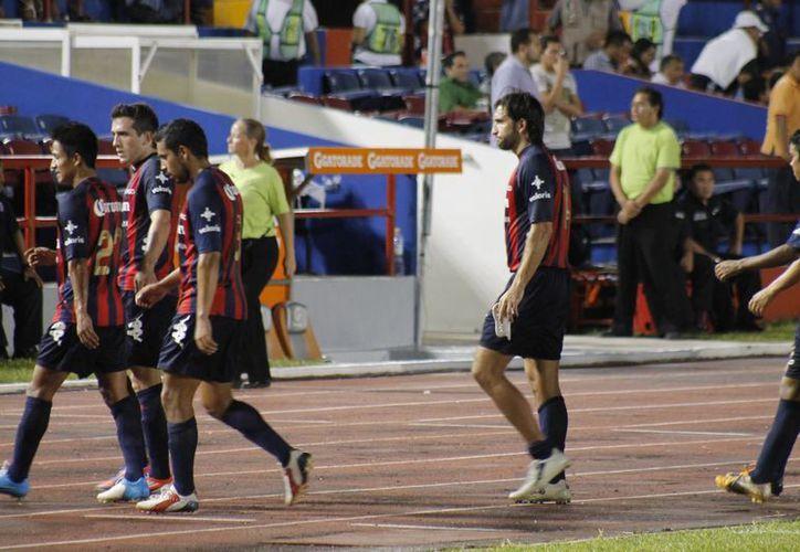 El conjunto de Ricardo Lavolpe está motivado después de vencer en el torneo de copa a Dorados. (Redacción/SIPSE)