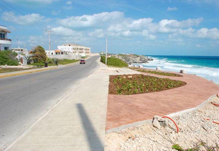 Este mes concluyen ocho obras en la parte insular y la zona continental. (Lanrry Parra/SIPSE)