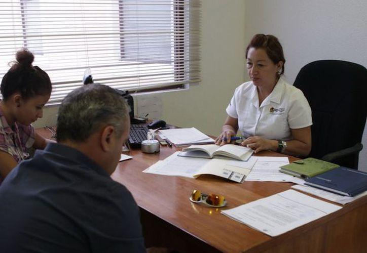 Las oficinas de Cancún es la que registró mayor número de personas atendidas. (Cortesía/SIPSE)