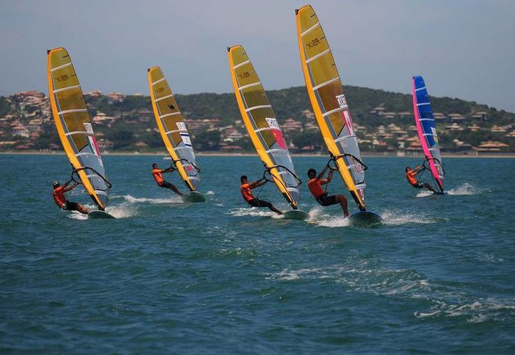 Deportistas ponen en alto el nombre de Cozumel en eventos internacionales. (Cortesía/SIPSE)