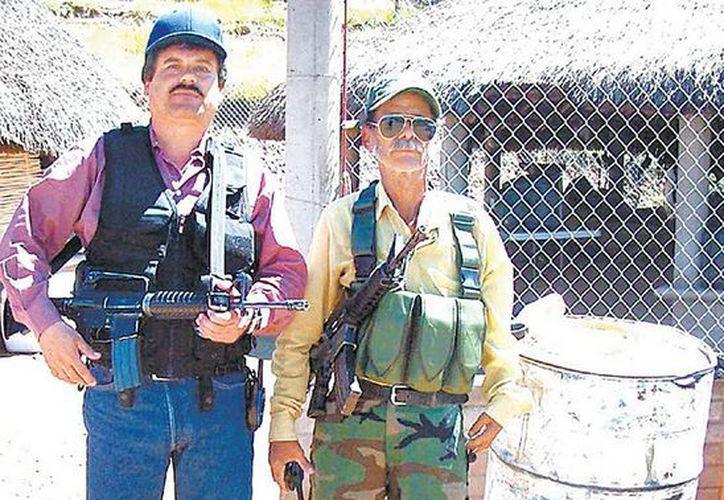 """Los inculpados fueron acusados de proteger a """"El Chapo"""" Guzmán. (Milenio)"""