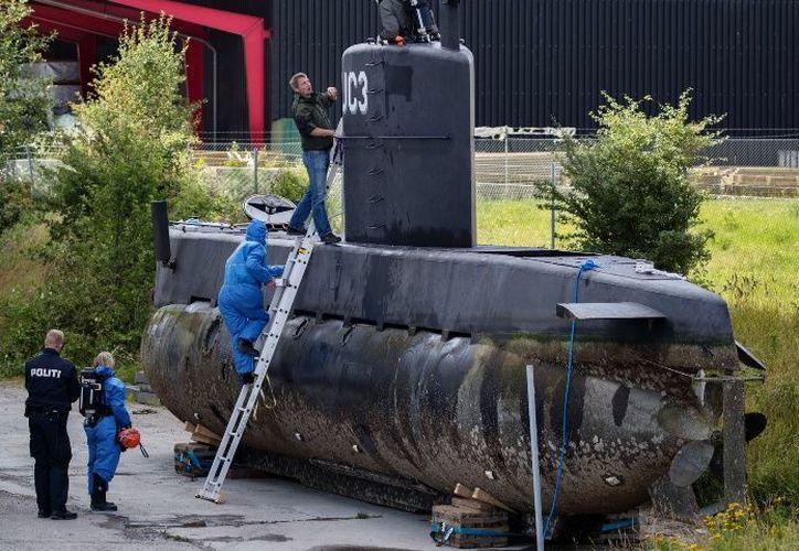 El inventor Peter Madsen fue acusado de asesinar a la periodista sueca Kim Wall en su submarino privado. (Foto: Debate)