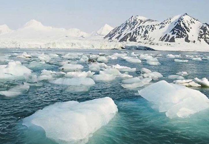 La pérdida del hielo marino del Ártico en otoño e invierno afectará la circulación atmosférica. (Pixabay)