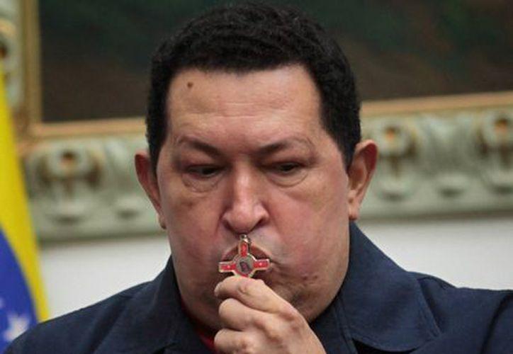 Chávez será intervenido por cuarta vez en 18 meses en Cuba. (Agencias)