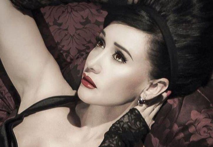 La cantante dedicó su disco a su padre.(facebook.com/SusanaZabaletaOficial)