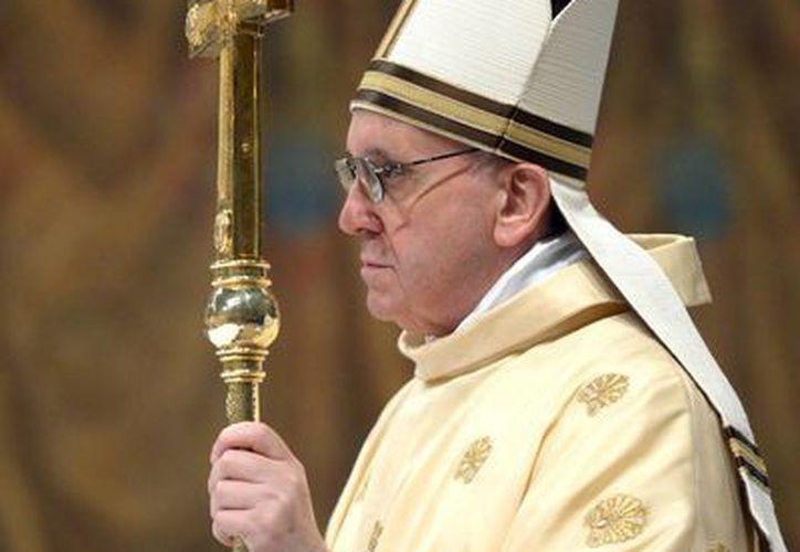 Aseguran que el pontífice no tendrá limitantes debido al funcionamiento de un sólo pulmón. (Agencias)