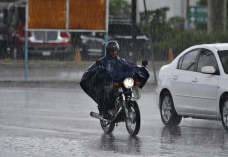 Para este fin de semana se esperan lluvias en Yucatán y se anticipa la llegada de una nueva onda tropical. (SIPSE)