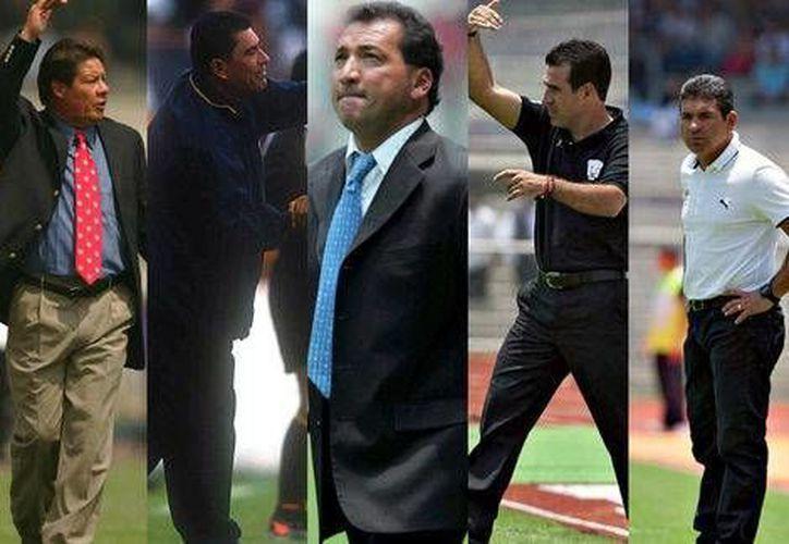 Varios entrenadores han tratado de salvar al club universitario de la crisis deportiva por la que pasa. (La Afición/Milenio)