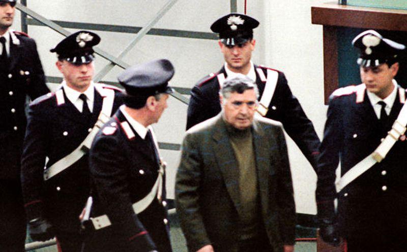 Murió Toto Riina, el capo siciliano de la Cosa Nostra