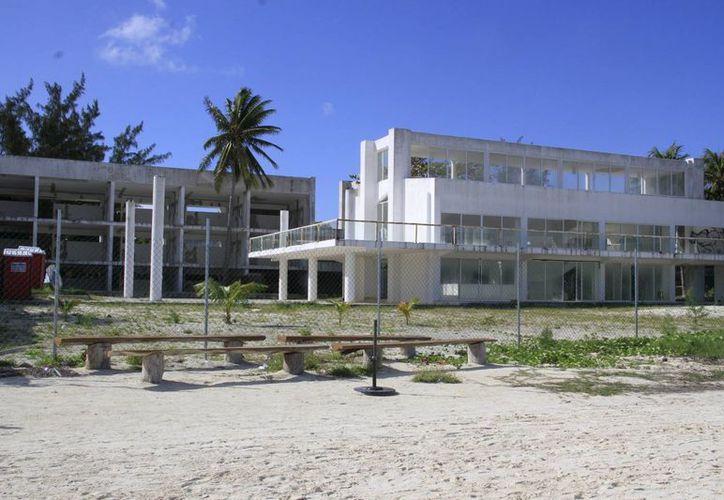 Las instalaciones del CREA se ubican en el kilómetro 3.5 de la zona hotelera. (Tomás Álvarez/SIPSE)
