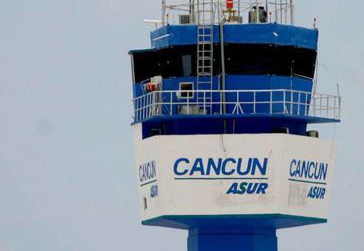 La nueva terminal cuatro del aeropuerto de Cancún iniciaría operaciones en 2017.  (Notimex)