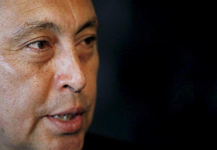 Mauricio López, ministro de Seguridad de Guatemala: entre los detenidos está el supuesto cabecilla. (EFE),