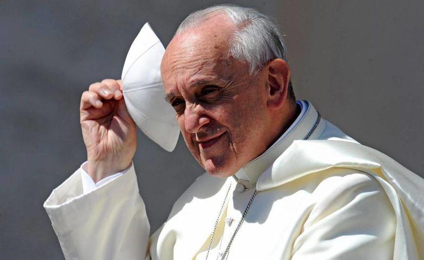 Es necesario contraponerse a los intereses económicos miopes: Papa Francisco. (EFE)